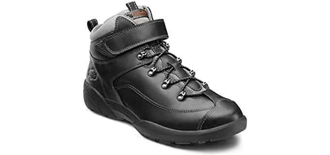 Dr. Comfort Men's Ranger - Rugged Diabetic Work Boot