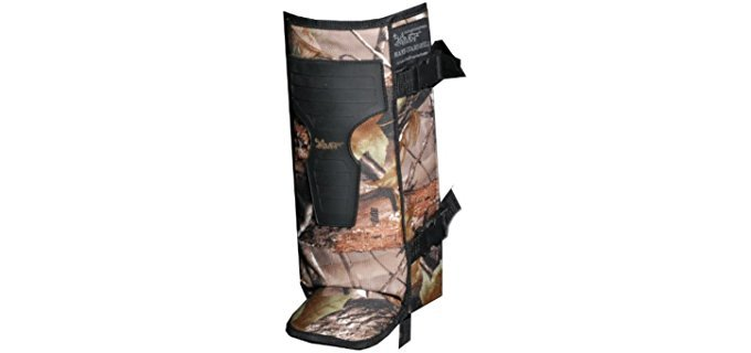Foreverlast Guard Shield Protective Snake Gaiter for Boots