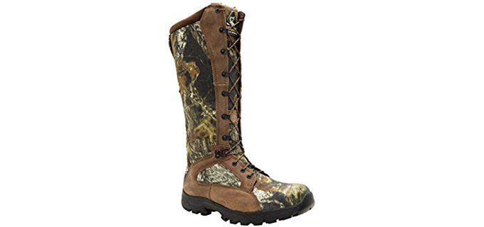 Rocky ProLight Rattle Snake Proof Hunting Boot