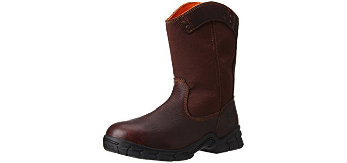 Timberland Pro Men's Excave - Protective Wellington Workboot