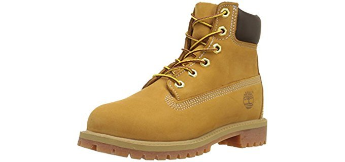 Timberland Pro Kid's Premium - Waterproof Work Boot