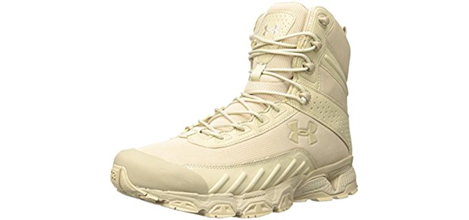 Under Armour Men's Valsetz - Tactical Boot for Hot Weather