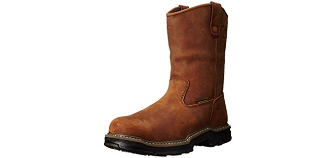 Wolverine Men's Marauder - Wellinton Safety Work Boot