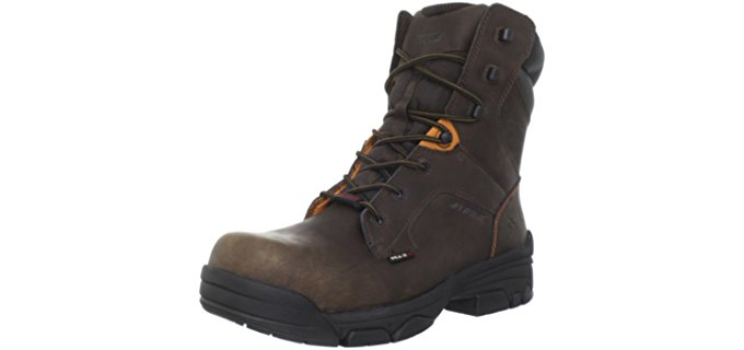 Wolverine Men's Merlin - Comfortable Composite Toe Work Boot
