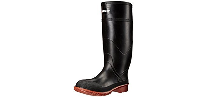 Baffin Men's Tractor Industrial - Waterproof Work Boot for Agricultural Work