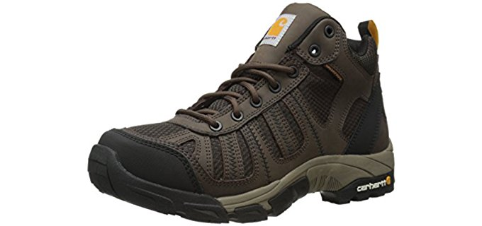 Carhartt Men's Lite WT - Lightweight Hiking Style Mid Work Boot