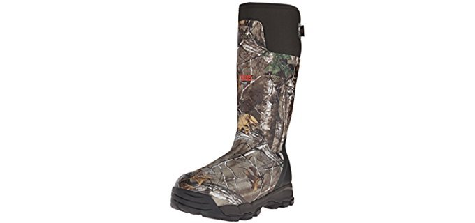 LaCrosse Men's Alphaburly Pro - 18 Inch Extreme Weather Hunting Boot