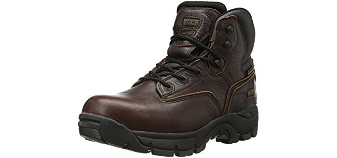 Magnum Men's Precision - Utra Lite Composite Toe Work Boot