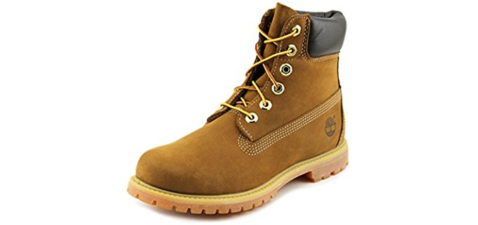 Timberland Women's Premium - Durable and Comfortable Work Boots
