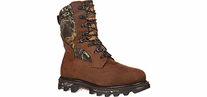 Rocky Men's Bearclaw - Warmest Hunting Boots