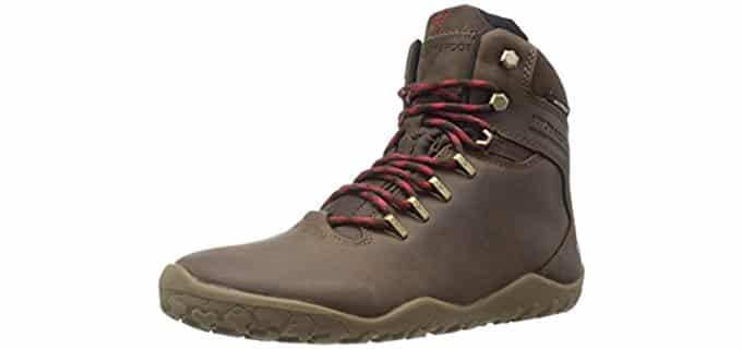 Vivobarefoot Men's Tracker - Minimalist Lightweight Boot