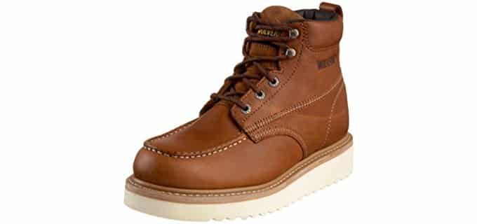 Best Work Boots For Roofing Top Roofer Boots April 2019