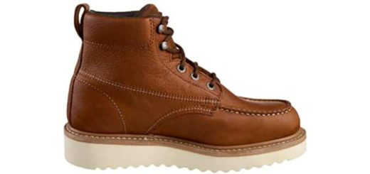 Wedge Sole Work Boot