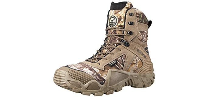 Irish Setter Men's VaprTrek - Waterproof Winter Hunting Boot