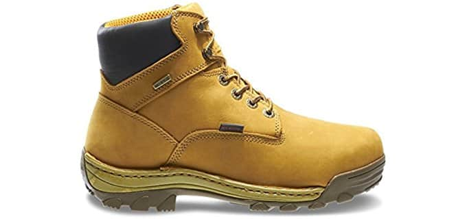 Wolverine Men's Dublin 6 Inch - Insulated Waterproof Work Boots