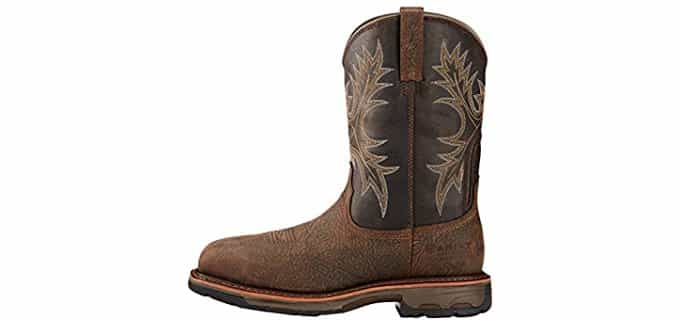 Ariat Men's Work Hog - Pull On Work Boot