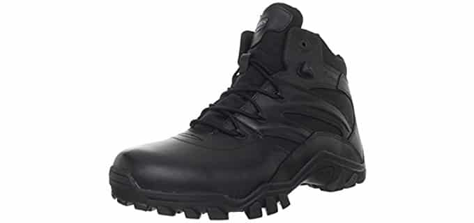 Bates Men's Delta - Lightweight Chemical Resistant Uniform Boot