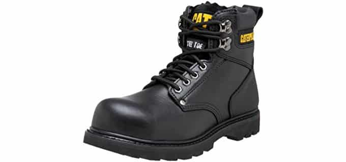 Caterpillar Men's 2nd Shift 6 Inch - Electrical Climate Control Work Boots