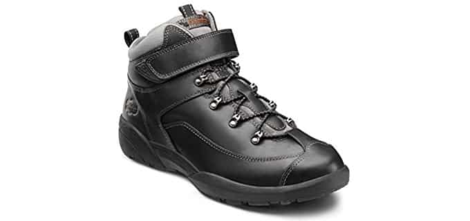 Dr. Comfort Men's Ranger - Diabetic Hiking Boot