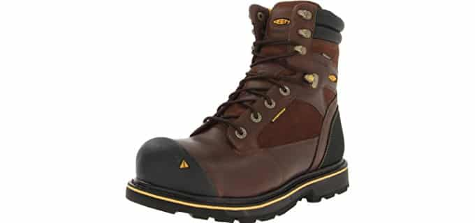 Keen Men's Utility Sheridan - Insulated Composite Toe Electrical Work Boot
