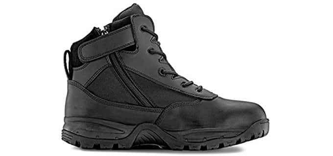 Maelstrom Men's Patrol 6 Inch - Tactical Work Boots