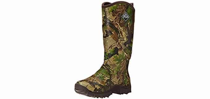 Muckboots Men's Pursuit - Snake Protection Muck Boot