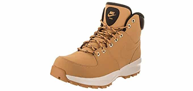 Nike Men's Manoa - Leather Work Boots
