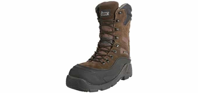 Rocky Men's Blizzard Stalker - Hunting and Hiking Snake Protection Boot