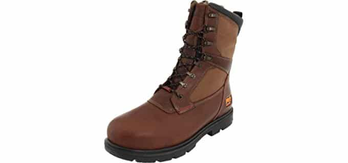 Timberland Pro Men's Thermal Force - 1000 Grams Insulated Work Boot
