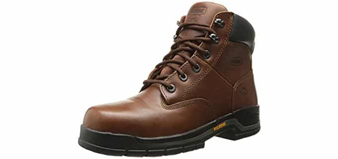 Wolverine Men's Harrison - Chemical Resistant Comfortable Work Boot