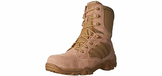 Bates Men's GX-8 - Composite Toe Tactical Zide Zip Boot