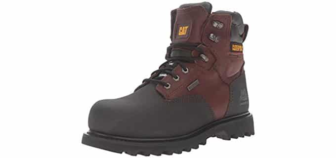 Caterpillar Men's Creston - Waterproof Composite Toe Work Boot