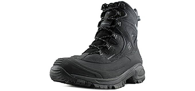 Columbia Men's Bugaboot II - Winter Snow Work Boot