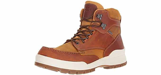 ECCO Men's Track 25 - Moc Winter Boots