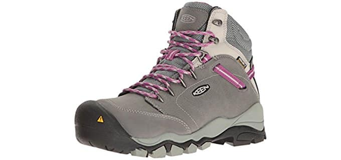 Keen Utility Women's Canby - Waterproof Aluminum Safety Boot