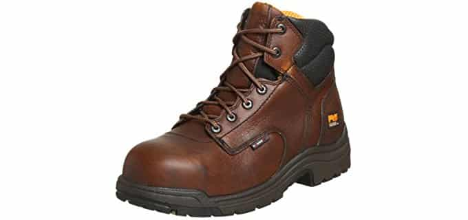 Timberland Pro Men's Titan - Composite Toe Work Boot