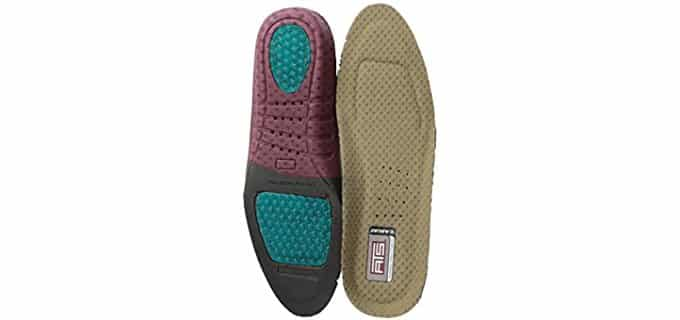 Ariat Men's Round Toe - Work Boot Insoles