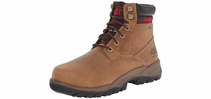 Caterpillar Women's DryVerse - Steel Toe Work Boot