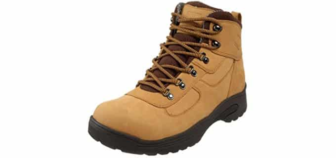 Drew Shoe Men's Rockford - 6E Extra Depth Waterproof Boot