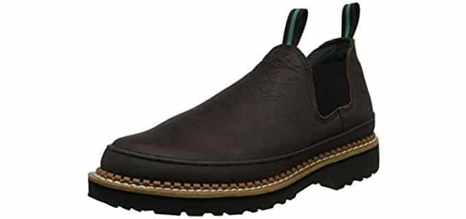 Georgia Men's Giant Romeo - Low Top Work Boots