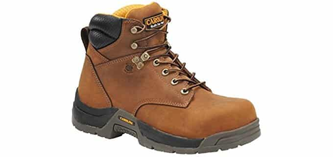 Carolina Men's Broad Toe - Waterproof Work Boot