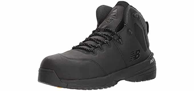 New Balance Men's MID 989v2 - 4E Composite Toe Boot