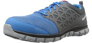 Reebok Low Top Industrial and Construction Work Shoe