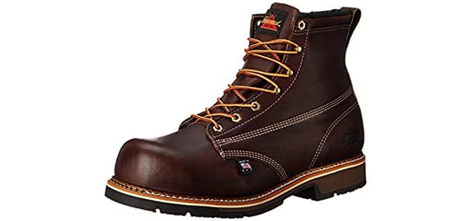 Thorogood Men's American Heritage - Safety Toe Boot