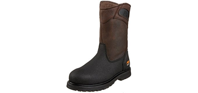Timberland Pro Men's Powerwelt - Wellington Work Boots