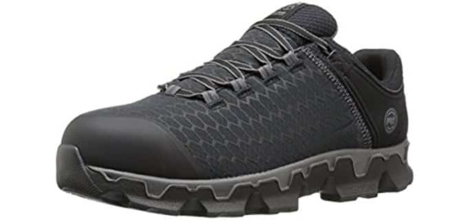 Timberland Pro Men's Power Train - Sport Alloy Toe Low Top Work Boot