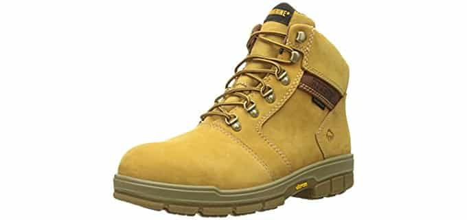 Wolverine Men's Barkley - 6-Inch Waterproof Winter Work Shoes