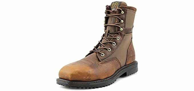 Ariat Men's Rigtek Work Boots - Lightweight Square Lace-Up Work Boots