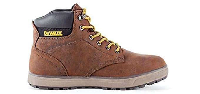 DEWALT Men's Plasma Work Boot - Stylish Full Comfort Work Boots