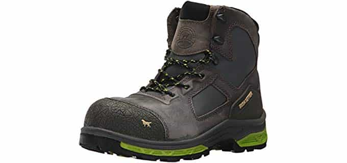 Irish Setter Men's Kastoa Safety Boots - Lightweight heavy Duty Walking Work Boots
